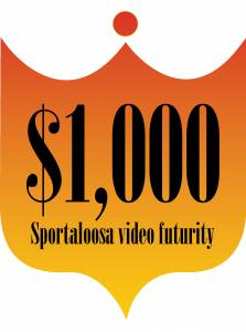 $1,000 Sportaloosa video futurity